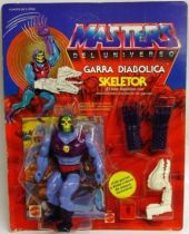 Masters of the Universe - Terror Claws Skeletor (Spain card)