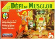 Masters of the Universe - The Challenge of He-Man board game - Nathan