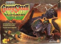 Masters of the Universe - Tyrantisaurus Rex (USA box)