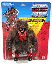 "Masters of the Universe - Unleashed Grizzlor Déchainé ""black\"" (carte Europe) - Barbarossa Art"