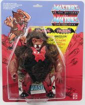"""Masters of the Universe - Unleashed Grizzlor Déchainé \""""brown\"""" (carte Europe) - Barbarossa Art"""