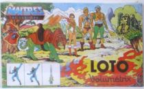 Masters of the Universe - Volumetrix loto game