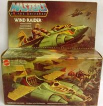 Masters of the Universe - Wind Raider (Europe uni-logo box)