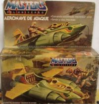 Masters of the Universe - Wind Raider (Spain box)