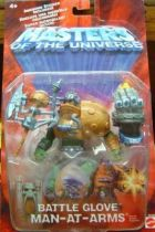 Masters of the Universe 200X - Battle Glove Man-At-Arms