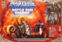 Masters of the Universe 200X - Battle Ram Chariot & Skeletor