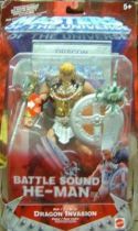 Masters of the Universe 200X - Battle Sound He-Man