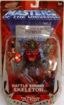 Masters of the Universe 200X - Battle Sound Skeletor