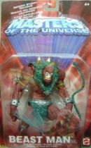 Masters of the Universe 200X - Beast Man (repaint)