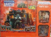 Masters of the Universe 200X - Castle Grayskull Gift Set with He-Man & Skeletor