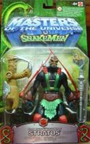 Masters of the Universe 200X - Claw Attack Stratos