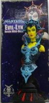 Masters of the Universe 200X - Evil-Lyn (vintage colors) Mini-bust