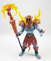 Masters of the Universe 200X - Fire Armor Skeletor (loose)