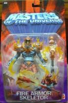 Masters of the Universe 200X - Fire Armor Skeletor