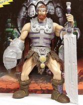 Masters of the Universe 200X - Fisto\'s Sword - Custom accessory for figure - Lulu-Berlu exclusive