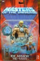 Masters of the Universe 200X - Ice Armor He-Man