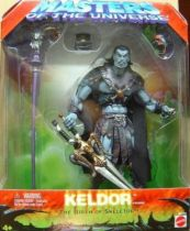 Masters of the Universe 200X - Keldor (SDCC 2003 Exclusive)