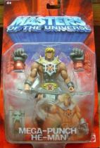 Masters of the Universe 200X - Mega-Punch He-Man