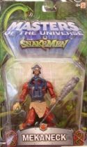 Masters of the Universe 200X - Mekaneck (repaint)