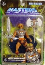 Masters of the Universe 200X - Mini-Statue Battle Armor He-Man