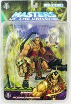 Masters of the Universe 200X - Mini-Statue Jitsu & Odiphus