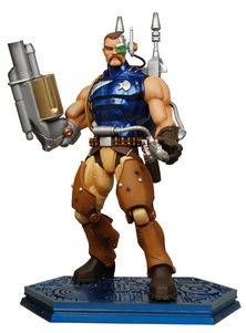 Masters of the Universe 200X - Mini-Statue Rio Blast