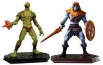 Masters of the Universe 200X - Mini-Statues Faker & Kobra Khan