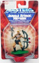 Masters of the Universe 200X - Miniature figure - Jungle Attack He-Man