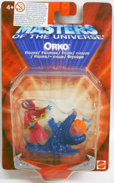 Masters of the Universe 200X - Miniature figure - Orko