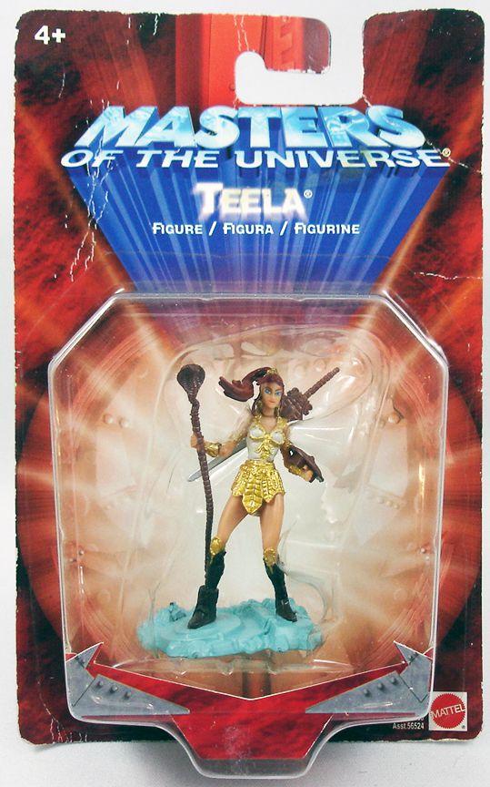 Masters of the Universe 200X - Miniature figure - Teela