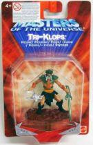 Masters of the Universe 200X - Miniature figure - Tri-Klops