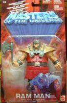 Masters of the Universe 200X - Ram Man (repaint)