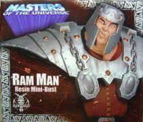 Masters of the Universe 200X - Ram Man Mini-bust