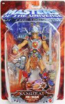 Masters of the Universe 200X - Samurai He-Man