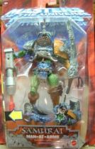 Masters of the Universe 200X - Samurai Man-At-Arms