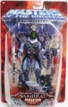 Masters of the Universe 200X - Samurai Skeletor