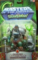 Masters of the Universe 200X - Serpent Claw Man-At-Arms