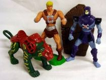 Masters of the Universe 200X - Set of 3 Burger King figures