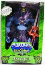 Masters of the Universe 200X - Skeletor 12\'\' Rotocast figure