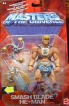 Masters of the Universe 200X - Smash Blade He-Man