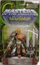 Masters of the Universe 200X - Snake Armor He-Man