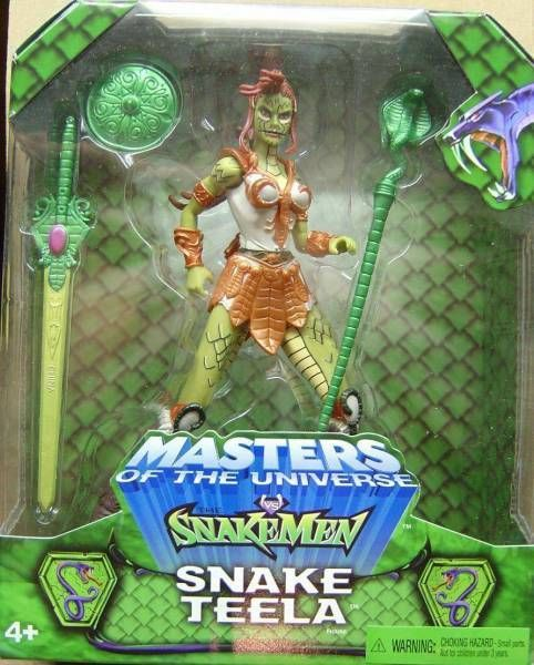 Masters of the Universe 200X - Snake Teela (ToyFare exclusive)