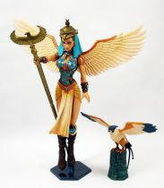 Masters of the Universe 200X - Sorceress & Zoar (loose)
