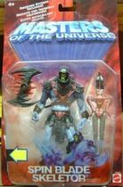 Masters of the Universe 200X - Spin Blade Skeletor