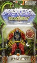 Masters of the Universe 200X - Sy-Klone (repaint)
