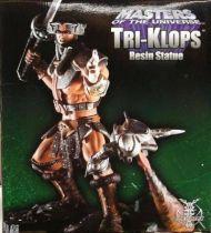 Masters of the Universe 200X - Tri-Klops 14\'\' Statue
