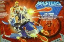 Masters of the Universe 200X - War Whale
