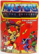 Masters of the Universe Collectors Case - Mattel