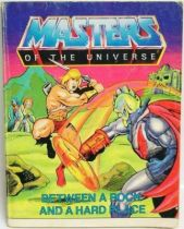 Masters of the Universe Mini-comic - Between a Rock and a Hard Place (english-french-german-italian)