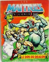 Masters of the Universe Mini-comic - Dragon\'s Gift (english-french)